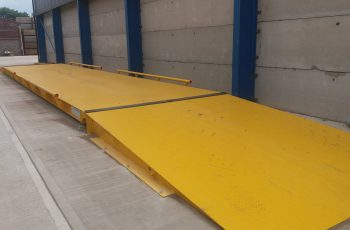Surface Mounted Weighbridge